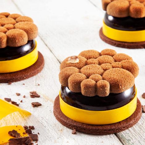 Mono Porção de Chocolate Com Maracujá