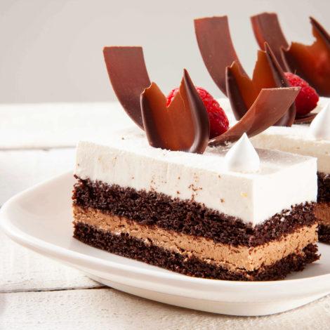 Slice Dois Chocolates