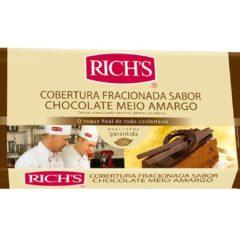 Cobertura Fracionada Chocolate Meio Amargo 2,3kg