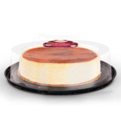 Cheesecake com Cobertura de Frutas Vermelhas 600g
