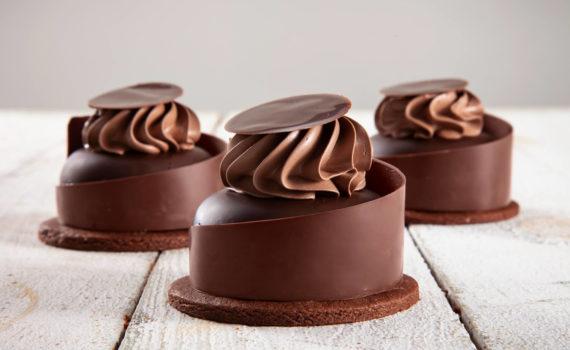 Mono Porção de Chocolate