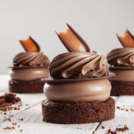 Mono Porção de Cookie com Chocolate