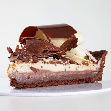 Torta Três Chocolates