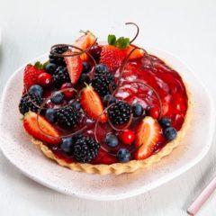 Recheio de Frutas Vermelhas