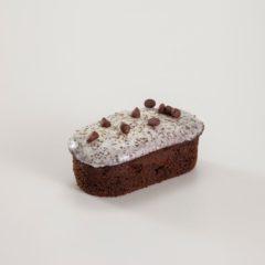 Bolinho De Chocolate Com Gotas Brancas