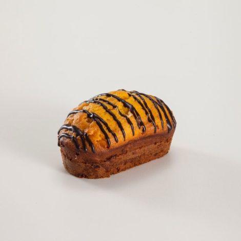 Bolinho de Cenoura com Gotas de Chocolate 40g