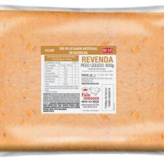Pão de Ló Sabor Baunilha Retangular 800g