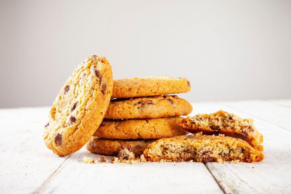 Cookies sabor Baunilha 1kg