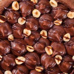 Recheio Chocolate com Avelã