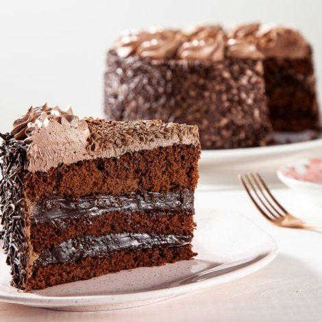 Bolo de Chocolate Intenso 1Kg