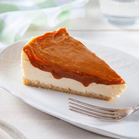 Cheesecake Fatia Doce de Leite
