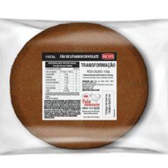 Pão de Ló sabor Chocolate Transformação Aro 15
